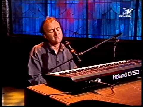 Phil Collins MTV 1993 - Unplugged Both Sides of the Story