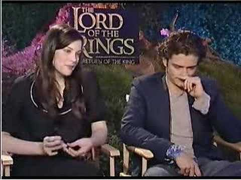 Liv Tyler & Orlando Bloom
