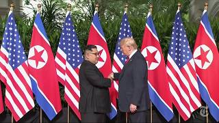 FULL VIDEO: Trump and Kim Hold Nuclear Summit  | NYT News