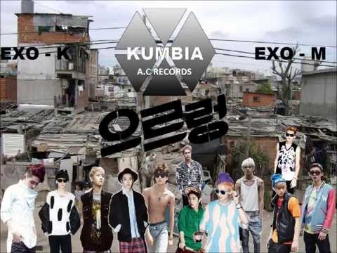 Exo Growl (cumbia) video
