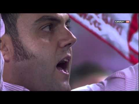 Sevilla FC Anthem VS Barca  2012.9.29