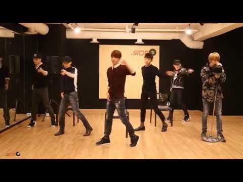 Teen Top 'Missing' mirrored Dance Practice
