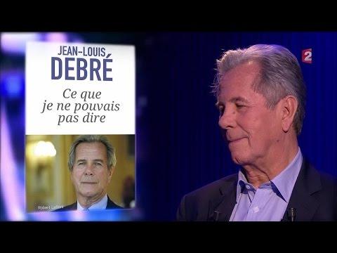 Jean-Louis Debré - On n'est pas couché 23 avril 2016 #ONPC