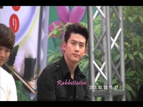 130203 2PM Taecyeon [ 택연 ] ♥.♥  @ Tao Kae Noi Event