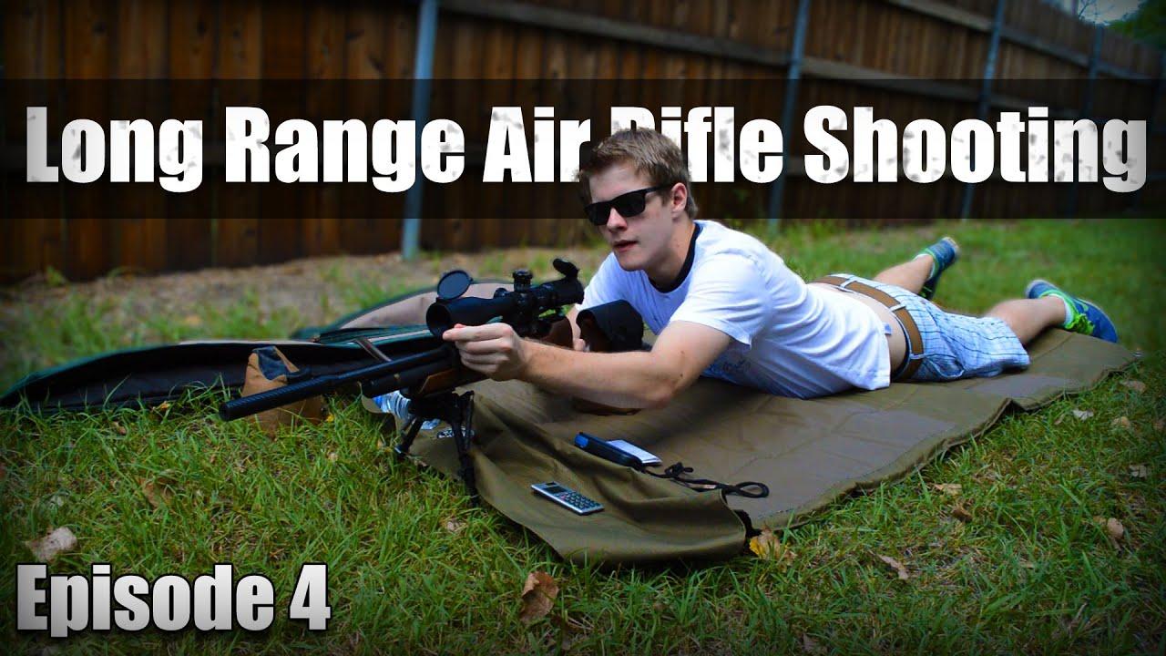 Air Rifle Shooting Range Long Range Air Rifle Shooting
