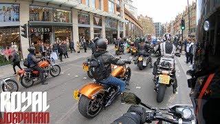 One ride 4 | On a Husqvarna Nuda 900R