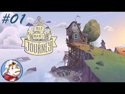 Let's Play Old Man's Journey #01| Auf die Berge will ich steigen |  [Gameplay] [German]