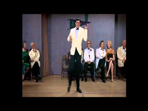 Jerry Lewis dancing. The Nutty Professor