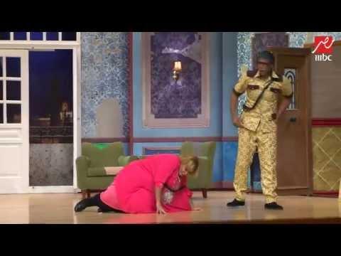 """مسرح مصر -  عمر متولي ويزو """" إذا كان قلبك كبير """" thumbnail"""