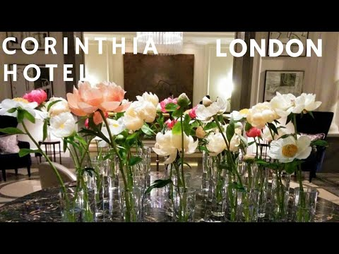 Corinthia Hotel in London