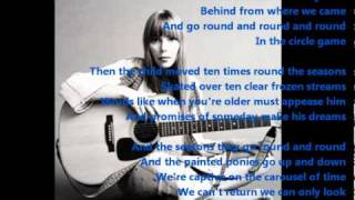 Joni Mitchell - The Circle Game
