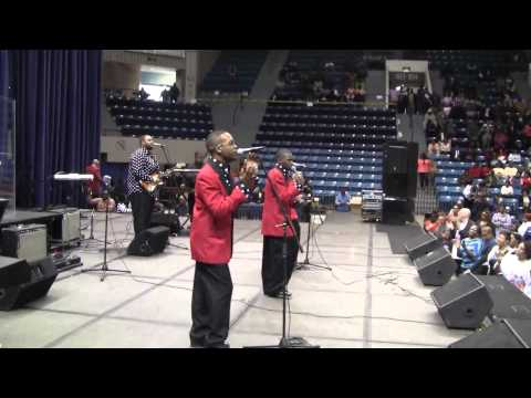 "Roy and Revelation Family ""Stand By Me"" Reunion Albany Ga 2014"