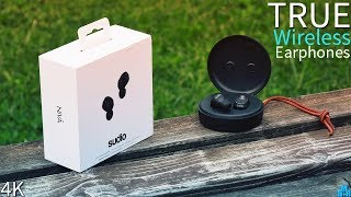 SUDIO Nivå || True Wireless Earphones - Unboxing & Review [4K]