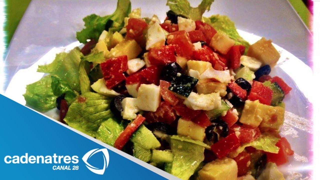 Recetas entradas italianas images - Ensaladas gourmet faciles ...