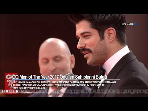 GQ Men of The Year 2017 Ödülleri Sahiplerini Buldu