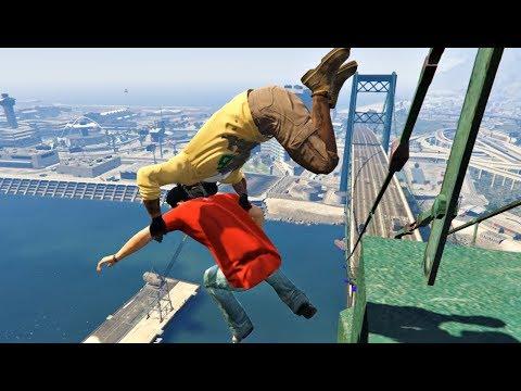 GTA 5 CRAZY Life Compilation #64 (Grand Theft Auto V Funny Moments)