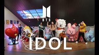 [HARU] [KPOP IN PUBLIC NYC] BTS (방탄소년단) - IDOL Dance Cover #IDOLCHALLENGE