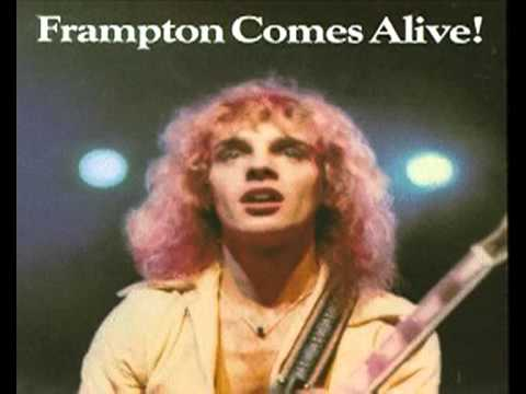 Peter Frampton - Do You Feel Like We Do Live