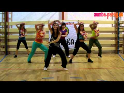 Don Omar - Taboo - Zumba hawaii Choreography By Lucia Meresova video
