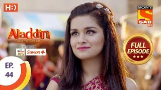Aladdin - Ep 44 - Full Episode - 19th October, 2018