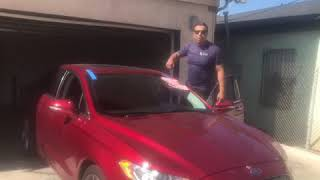 California Auto Glass Repair | Windshield Replacement 2016 Ford Fusion