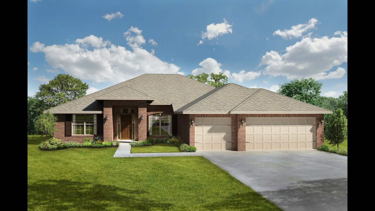 Adams Homes 2265 Sq Ft Model Home