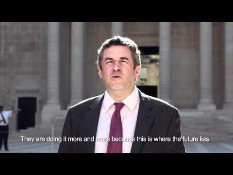 ICJ - Interview of Edouard Husson