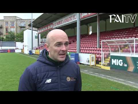 INTERVIEW: Irish Defence Forces Manager Richie Barber