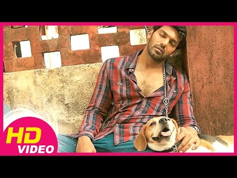 Raja Rani -arya  And  Santhanam Drinks video