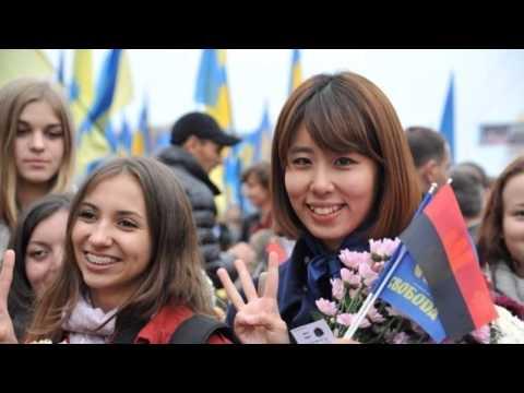 Страна сошла с ума (Ukraine crazy)