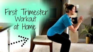First Trimester Workout    Pregnancy Workout
