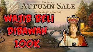 5 Game Di Bawah 100 Ribu Di Autumn Steam Sale - Gamer Sotoy