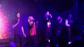 Pentatonix Singing Mary Did You Know Live For The First Time
