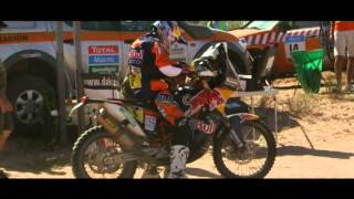 Stage 4 - Inside Dakar 2015 - Check-Point