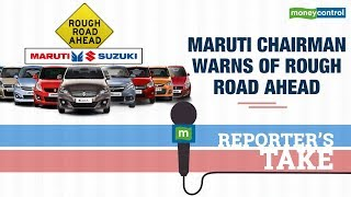Reporter's Take | Maruti Suzuki chairman warns of rough road ahead