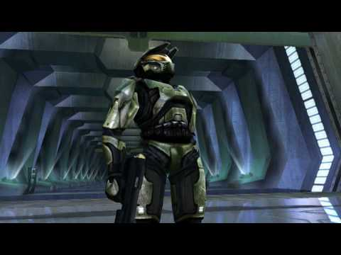 All Halo 1 Cutscenes: Part 2 in HD!