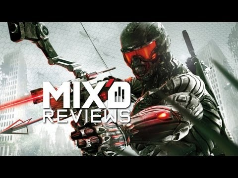 Mix'd Reviews - Crysis 3