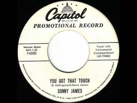 Sonny James - You Got That Touch