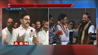 EX MP Ramesh Rathod  joins in Congress Party | TRS Cheats Me Says Ramesh Rathod