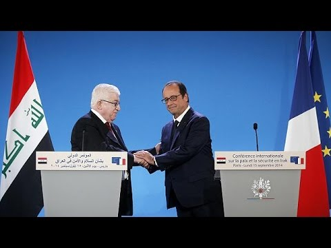 Aperta la Conferenza sull'Iraq, Hollande: