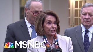 Rattled President Donald Trump Braces For Nancy Pelosi Era | The Beat With Ari Melber | MSNBC