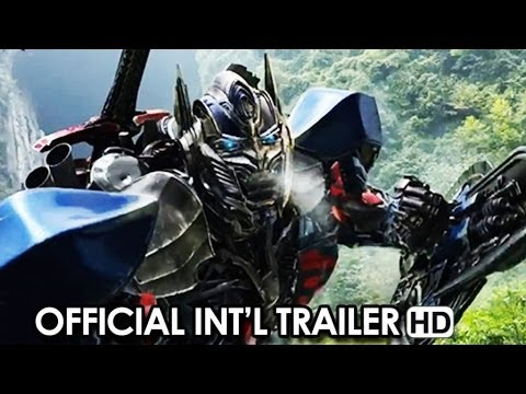 TRANSFORMERS: AGE OF EXTINCTION - Official Payoff Trailer (2014) HD