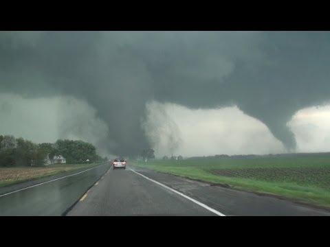 6/16/2014 Pilger, NE Twin Tornadoes - Laubach