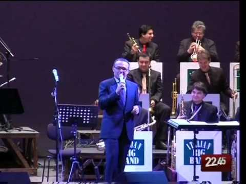 TG 04.02.10 Petruzzelli, Serena Autieri e l'Italian Big Band