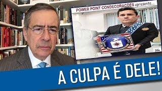 Quem botou a cabeça do Bolsonaro pra fora?