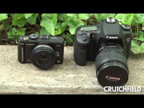 How To Choose A Digital Camera | Crutchfield Video