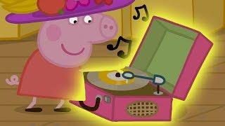 Peppa Pig en Español Episodios completos La música   Pepa la cerdita
