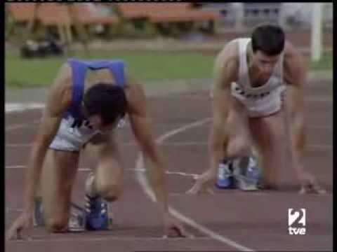 PIETRO MENNEA. OLIMPIC CHAMPION 200 M. MOSCU 1980