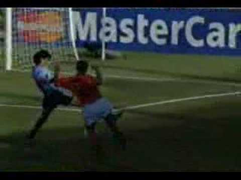 Soccer - FIFA - Best Goals - Pele, Maradona Video