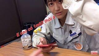 VLOG | Cuộc Sống Nhật Bản 144 : Một Ngày Hỗ Trợ Cho Cô Bé Kỹ Sư Người Nhật Cao 1m52